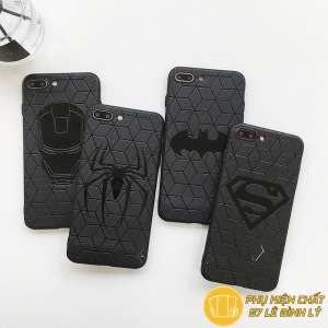 Ốp Batman, iRonman, Captain Cho iPhone Cực Chất